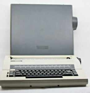 Smith Corona Xe5000 Electric Typewriter With Cover Word Eraser Portable tested