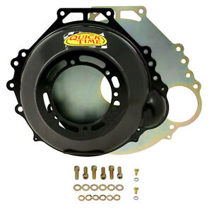 Quick Time Rm 6061 Bellhousing 5 0l 5 8l Ford To C4 Automatic Transmission