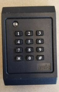 Free Shipping Awid Kp 6840 Keypad Multi protocol Switch Plate Card Reader a1