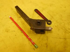 Left Right Hand Tool Holder For Metal Shaper Or Planer Or Lathe Elk Tool No 2
