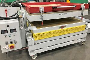 elkom Multitherm Basic S type 1213 Portable Thermoforming Machine 2010