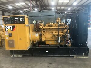 Used Cat G3406ta Generator Set