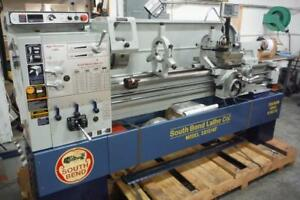 South Bend Sb1014f 16 X 60 Lathe 220v With Dro As Is
