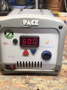 Clean Pace St 50 Soldering Controller Station Free Shipping No Tax