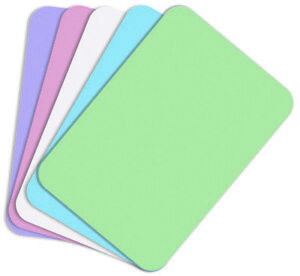 Disposable Tray Cover 8 5x12 25 1000 box Dental Tattoo All Colors Fda A