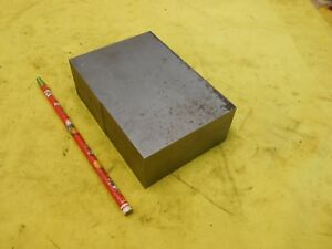 P20 Tool Steel Bar Stock Mold Die Shop Flat Bar 1 7 8 X 3 1 2 X 5 Oal