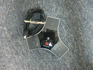 Polycom Hdx Video Micpod Mica 2201 23313 001 Extended Microphone Pod W Cable