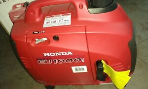 New Portable Honda Generator 1000 watt Inverter Quiet Gas Powered Camping
