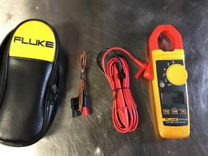 Fluke 324 Plus True Rms Digital Clamp Meter Multimeter