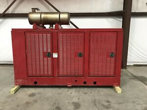 Used Cummins 150kw Generator Set
