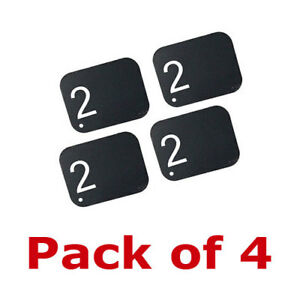 At 2 Size 2 Air Techniques Type X ray Phosphor Plates Psp 4 pack