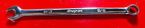 Snap On Oex10b 5 16 Standard Handle 12 Point Flank Drive Combination Wrench