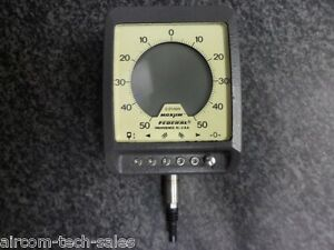 Mahr Federal Maxum Dei 15121d Digital Indicator Snap Gage Bore Inspection Meter