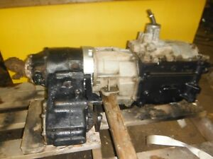 Gm Squarebody Nv4500 205 Transfer Case 5 Speed Manual Transmission Will Ship