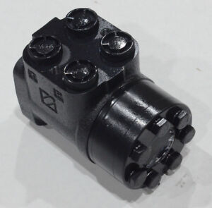 Hydraulic Steering Valve 12 08 Cid 200 Cc Displacement Orbitral
