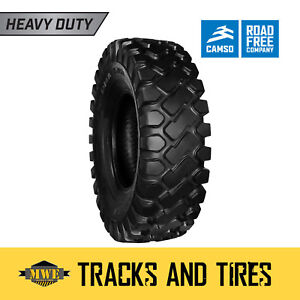 17 5 25 12 ply Extreme Duty Hard Surface Loadmaster Lm L 3 Wheel Loader Tire