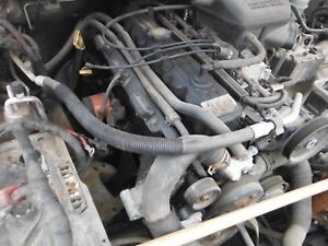2001 04 Jeep 4 0 Longblock Engine Wrangler Grand Cherokee No Core Will Ship