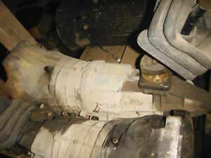 1996 99 Chevy S10 5 Speed Manual Transmission Will Ship
