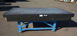 48 x96 Granite Table On Stand inv 38240