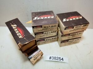 1 Large Lot Of Sunnen Stone Sets And Misc Ssones inv 38254
