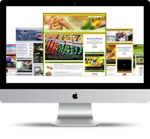 Health Fitness Niche Turnkey Website Package 5 Websites