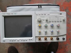 Agilent Hp Dso80204b 2ghz 4channel 40 Gsa s Digital Oscilloscope