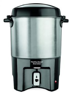 Large Coffee Urn Big Coffee Machine Maker Commercial Office Brewer 40 Cups Urn
