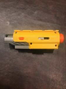 Nerf Red Dot LaserTactical Flashlight Sight Rail Attachment Free Ship $11.99