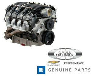 Chevrolet Performance Ls7 427ci 7 0l Engine 505 Hp 6300 Rpm 470 Ft 19329246