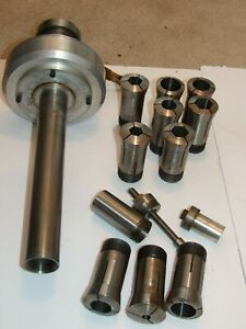 Hardinge Chnc I Pneumatic Collet Closer For C16