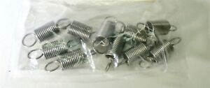 Extension Spring 316 Stainless Steel 0 42 Od 0 045 Wire Size 4 34 Lbs Load Cap