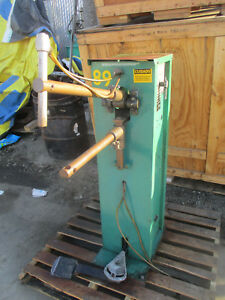10 Kva Western Arctronics Model 30 Kva Spot Welder_as seen_unique By Model here