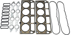 Gm Ls1 Ls6 Cylinder Head Top End Gasket Kit New Gm 12499217 No Head Bolts