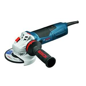 Bosch 5 Inch 13 Amp Angle Grinder With Paddle Switch certified Refurbished
