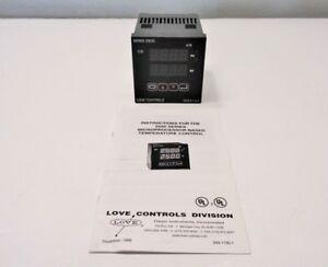 Love Controls 25013 Microprocessor Temperature Controller
