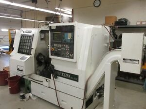 Mori seiki Sl 15m Cnc Lathe Turning Center Live Tools
