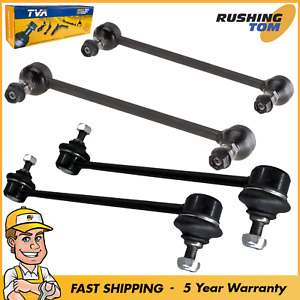Front And Rear Sway Bar Link Kits Fits 07 11 Toyota Camry With 5 Year Warranty