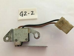 1986 1989 Corvette Automatic Transmission Overdrive Switch Used Gm 14093146
