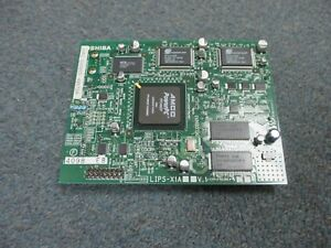 Toshiba Strata Cix 100 670 Lips x1a V1 16 Channel Ip Voip Sub Assembly Daughter