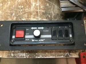Whelen Tadctl1 Traffic Advisor Controller