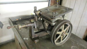 Original South Bend Heavy 10 Lathe Underdrive Drive Assembly