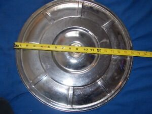 67 68 69 70 Ford 428 Cj Boss 302 390 Gt Original Chrome Air Cleaner Lid