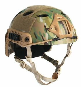 DLP Tactical ImpaX Extreme Ops-Core FAST  ACH Pattern Military Bump Helmet