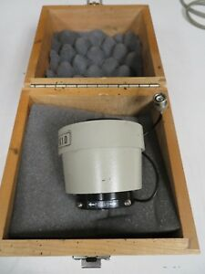 Wyko Px10 Interferometer Magnification Head In Case My1