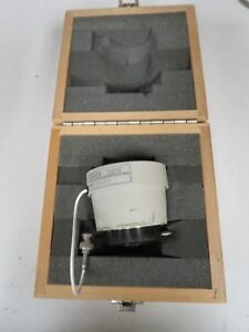 Wyko Corporation Model Sxi 20x Magnification Head In Wooden Case My2