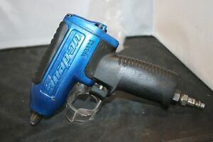 Snap On Mg325 3 8 Pneumatic Air Impact Wrench Blue Tested
