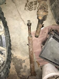 Used Rear Driveshaft From A 71 Ford Bronco