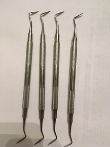 Lot Of 20 Hu friedy Stainless Steel Surgical Dental Instruments