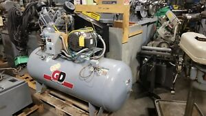 Gardner Denver Air Compressor 10 Hp inv 38292
