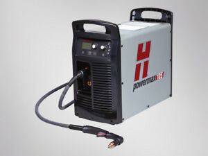 Hypertherm Powermax 105 Plasma System W 25 Torch 059374